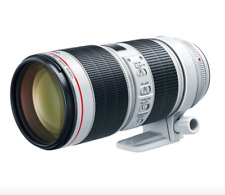 New Canon EF 70-200mm f/2.8L IS III USM Lens