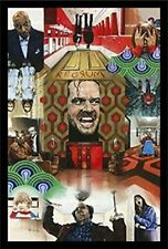 Framed The Shining Collage by Paul Stone 36x24 Art Print Poster