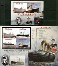 WHOLESALE LOT OF TONGA-NIUAFO'OU SINKING OF THE TITANIC SHIP X 25  - $512 VALUE!