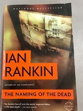 The Naming Of The Dead Ian Rankin