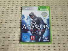 Assassin 'S CREED per XBOX 360 xbox360 * OVP * C