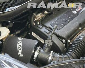 RAMAIR Filtro Aria Conico Aspirazione Induzione Kit Opel Corsa D & E 1.4t 1.6 t