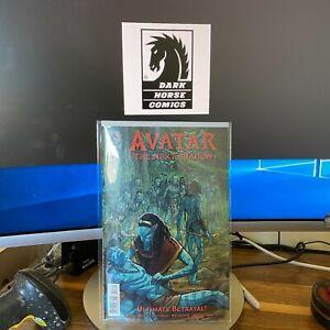 Avatar #3 The Next Shadow 2021 Dark Horse Comics