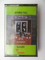 Jethro Tull Benefit Green Cover (Cassette)