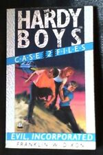 Evil, Incorporated (Hardy Boys Casefiles #2) (Paperback)-Dixon, Franklin W.-