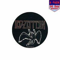"Led Zeppelin 3.5/"" 4.5/"" 5.5/"" Vinyl Window Bumper Laptop Cup Car FREE SHIPPING"