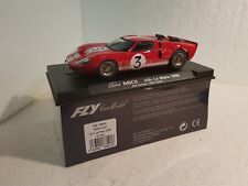 qq 88091 A-762 FLY FORD MKII 24h LE MANS '66 #3 D GURNEY - GRANT