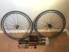 Saris Powertap G3 DT Swiss 240 HED Belgium C2 Wheelset 1642 grams Like New
