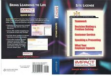 Quick Skills (with Interactive School Site License Cd-Rom and Quick Start Guide)