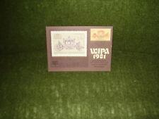 Maximumkarte Österreich,WIPA 1981 !