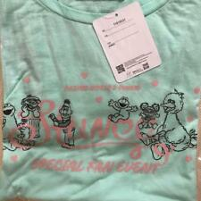 SHINee SESAME STREET T-SHIRT SPECIAL Fan event WORLD 2107 official taemin onew