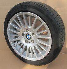 BMW 3er E90 E91 Alufelge Komplettrad STYLING 160 Felge 6775598 8J 17 ET34 -EK571