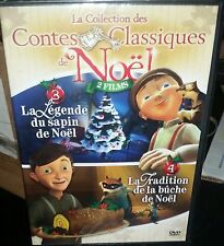 LA LEGEND DU SAPIN DE NOEL/ LA TRADITION DE LA BUCHE DE NOEL DVD