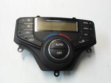 HYUNDAI I30 FD HEATER AC CONTROLS CLIMATE CONTROL TYPE 09/07-04/12