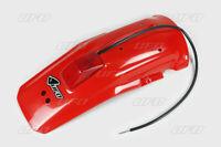 Enduro rear fender w/ stop-taillight honda xr600r xr-red - HONDA XR R - UFO