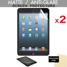 2x ANTI-GLARE MATTE Screen Protector Guards for Apple iPad Mini 2 Retina Display