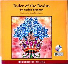 BOOK/AUDIOBOOK CD Gr 7-10 Brennan RULER OF THE REALM