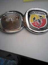 ABARTH Fregio Stemma Logo Emblema Anteriore Diamtero 95 mm