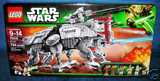 LEGO 75019 STAR WARS AT-TE MACE WINDU COLEMAN TREBOR CLONE EMPIRE YODA JEDI