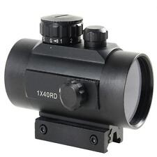 Red/Green Holographic Tactical Dot Laser Sight Scope Rifle Picatinny Rail Top
