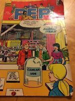 PEP #252 Archie Betty & Veronica and Jughead, Archie Comics 1971