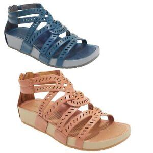 """AS IS"" Baretraps® Lorra Gladiator Sandal with Rebound Technology (654755-K)"