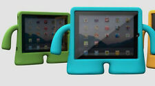 iguy silicone Flexible case / full protect cover for APPLE IPAD 1/2/3/4 YELLOW