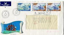 TAAF Terres Australes et Antartiques Fran. Marion Dufresne Polar Antarctic Cover