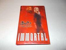 Immortal Buffy Vampire The  Slayer by Christopher Golden, Nancy Holder  HC used