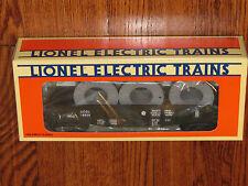 Lionel O Scale British Columbia BC Rail Gondola w/ Wire Cable Reels BLT 95 NIB