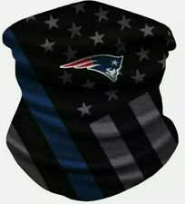 New England Patriots Ice Silk Neck Gaiter Face Covering