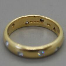 Tiffany & Co diamond wedding band size M 1/2