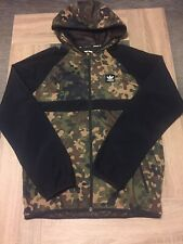 Adidas Climalite Camo Windbreaker Jacket Liam Gallagher Bape Pharrell Undefeated