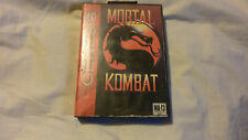 Mortal Kombat Juego para Sega Mega Drive/Genesis (No Manual)