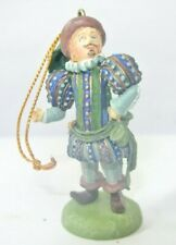 """Vintage Limited Edition Duncan Royale Christmas Ornament - """"Lord of Misrule"""""""