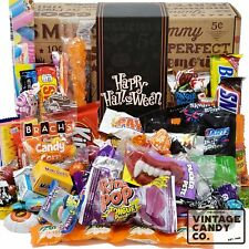 HALLOWEEN CANDY CARE PACKAGE LOADED GIFT ASSORTMENT Filled With Milk Chocolat...