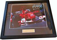 RARE Michael Schumacher FERRARI  F1 LTD. EDITION 112:1000  Great GIFT FOR BOSS