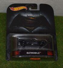 MATTEL HOT WHEELS BATMAN VS SUPERMAN BATMOBILE