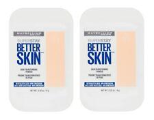 Maybelline Superstay Better Skin Transforming Powder, #10 Porcelain (Pack of 2)