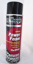 POWER FOAM SPRAY by Auto Magic, Cleans carpet, fabric, vinyl, plastic. 18 oz