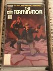 THE TERMINATOR #10 NOW COMICS 1988 1989 cult classic series first series redneck