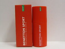 Benetton Sport by Benetton For Women 3.4 oz Eau de Toilette Spray New In Box