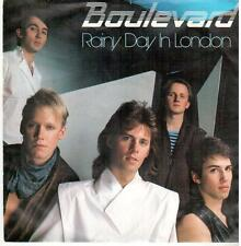 """<2047> 7"""" Single: Boulevard - Rainy Day In London / While"""