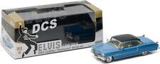Luz Verde Hollywood 1955 Cadillac Fleetwood Elvis Serie 60 Blue 1/64 86493