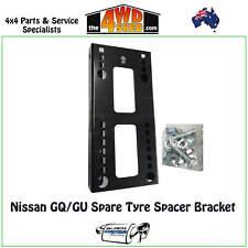 BMR Spare Wheel Tyre Spacer Bracket suits Nissan Patrol GQ GU