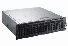 Dell PowerVault Md3000 Sas/Sata Enclosure + 15×300Gb 15K Sas + 2×Dual Port Raid