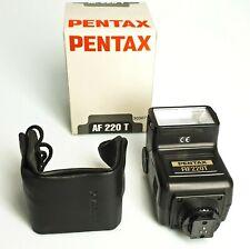 PENTAX  FLASH AF 220 T