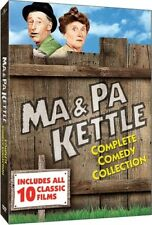 Ma and Pa Kettle Complete Comedy Collection New Region 1 DVD (5 Discs)