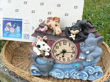 NUOVO Figi Graphics orolologio da tavolo Noah's Ark