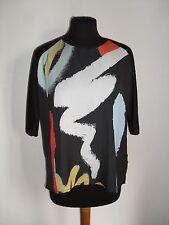 Maglia T-shirt  Blusa ZARA COLLECTION  con Stampe  Tg. L COMPRALO SUBITO